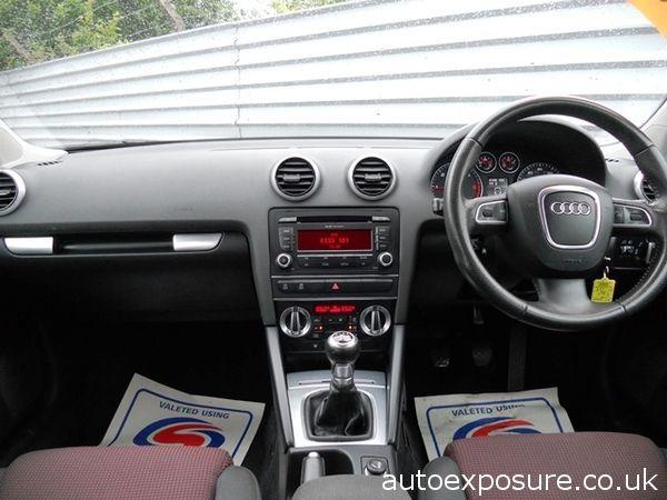 2011 Audi A3 2.0 TDI Sport image 4