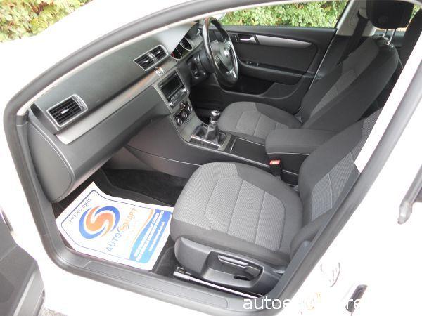 2011 Volkswagen Passat 1.6 TDI image 4