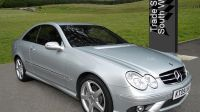 2009 Mercedes-Benz CLK 220 CDi Sport