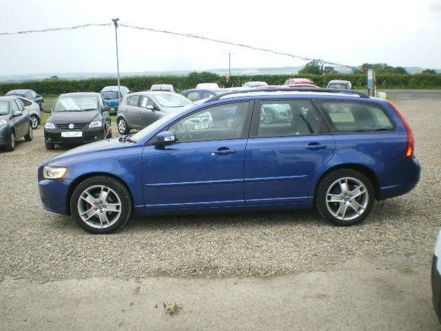 2008 Volvo V50 1.8 SE Estate image 3