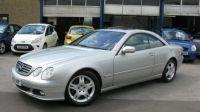 2004 MERCEDES-BENZ CL 5.0 CL 500