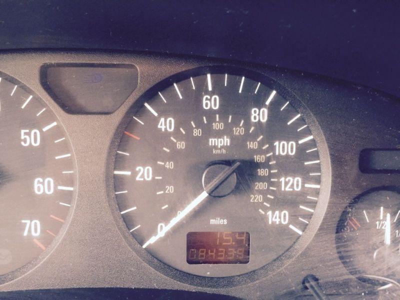 2005 Vauxhall Zafira 1.6 low mileage image 3