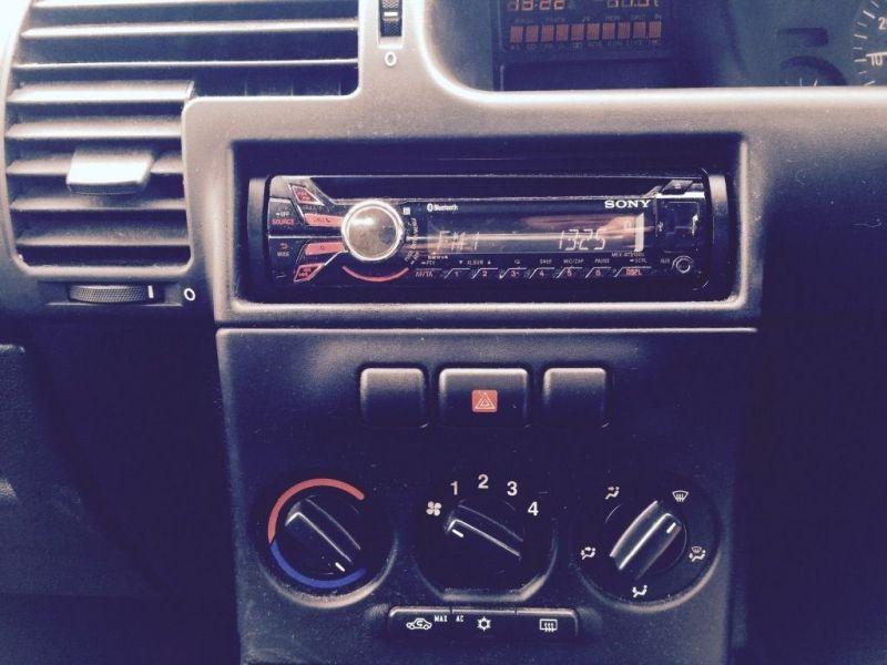 2005 Vauxhall Zafira 1.6 low mileage image 4