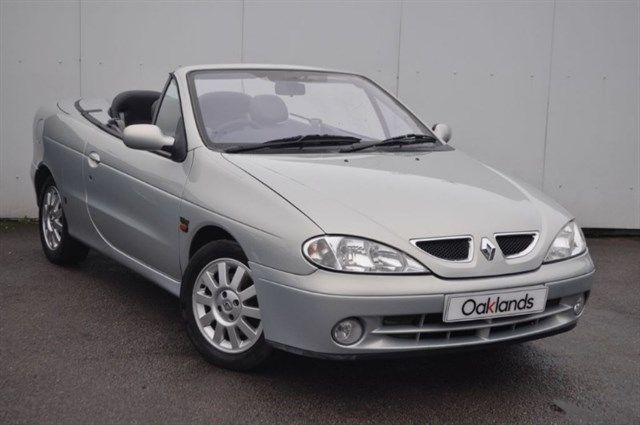 2001 Renault Megane 1.6 16V image 1
