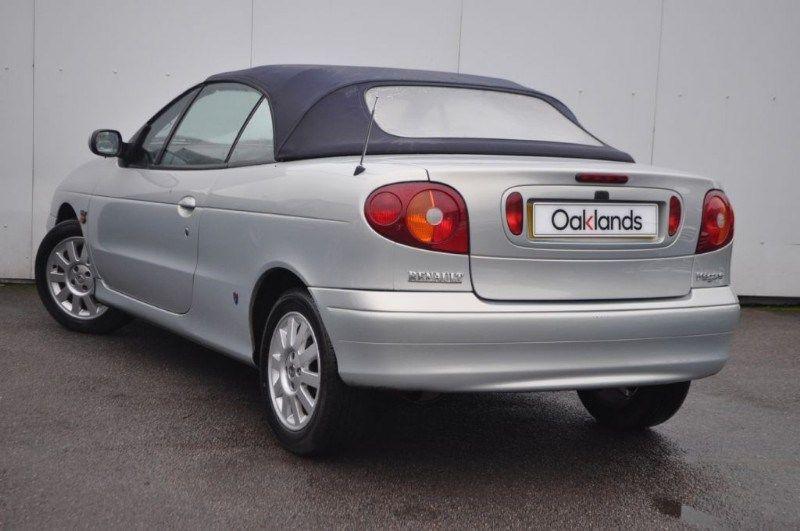 2001 Renault Megane 1.6 16V image 3