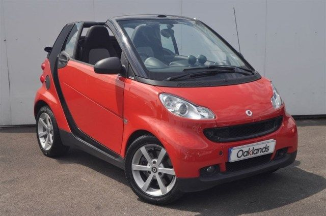 2007 Smart Car Fortwo Cabrio 1.0 PULSE image 1