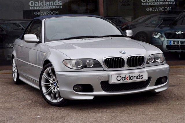 2003 BMW 3 Series 320 CI SPORT image 1