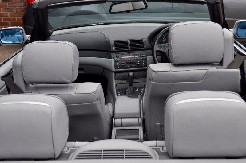 2003 BMW 3 Series 320 CI SPORT image 4