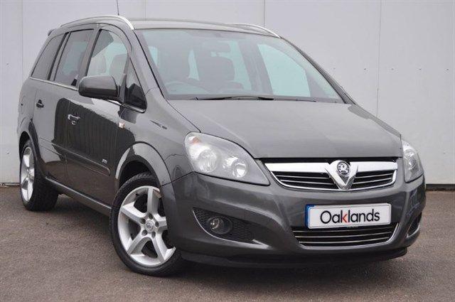 2010 Vauxhall Zafira SRI CDTI image 1