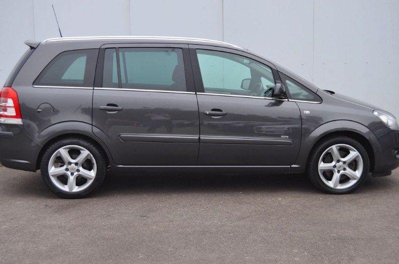 2010 Vauxhall Zafira SRI CDTI image 2