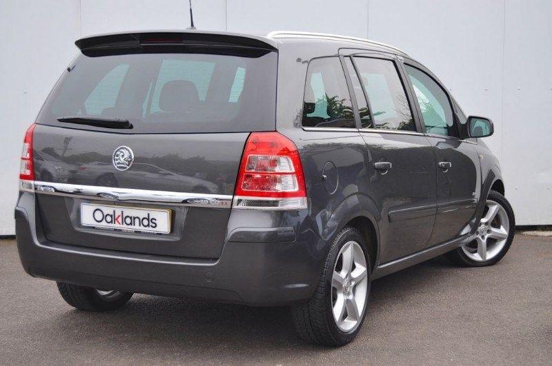 2010 Vauxhall Zafira SRI CDTI image 3