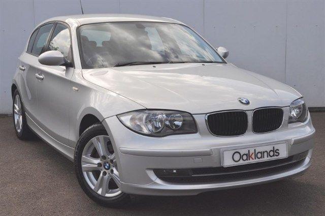2007 BMW 1 Series 116i SE image 1