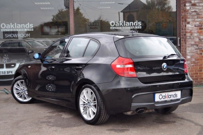 2008 BMW 1 Series 116i M SPORT image 3