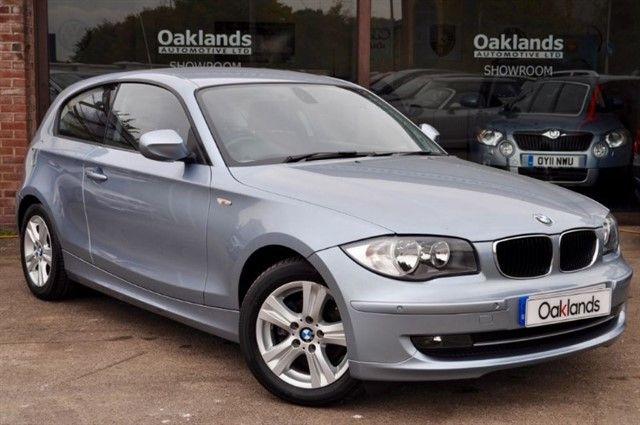 2010 BMW 1 Series 116d SE image 1
