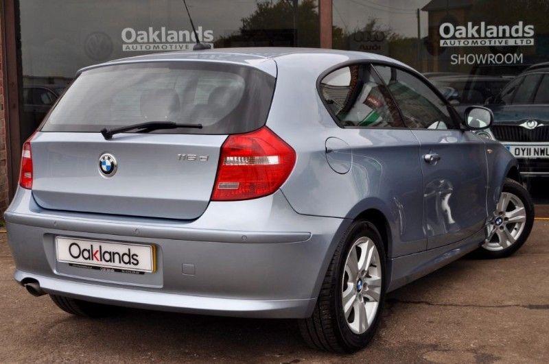 2010 BMW 1 Series 116d SE image 3