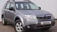 2010 Subaru Forester X 2.0 image 1