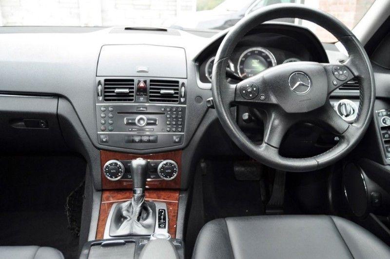 2007 Mercedes C Class C320 CDI ELEGANCE image 5