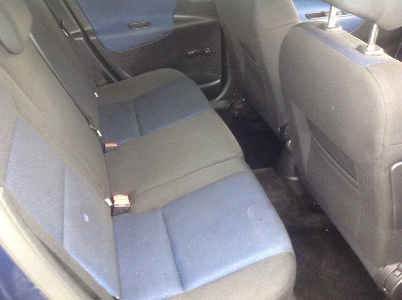 2006 Peugeot 207 1.4 sport blue 5 door image 6