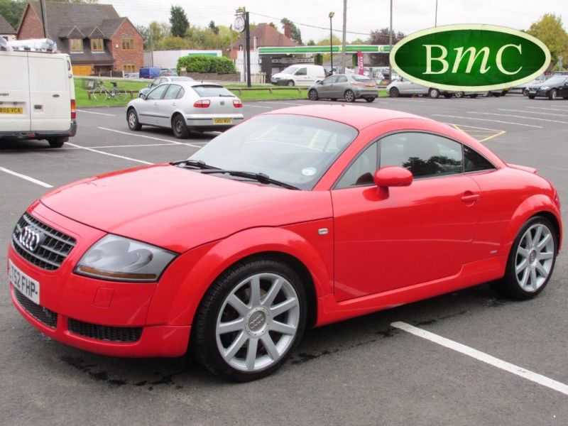 2002 Audi TT 1.8 T Quattro 3dr image 2