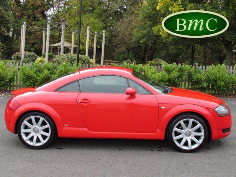 2002 Audi TT 1.8 T Quattro 3dr image 4