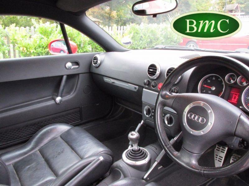 2002 Audi TT 1.8 T Quattro 3dr image 5