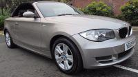 2008 BMW 1 Series 2.0 118i SE 2dr