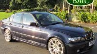 2003 BMW 2.9 330d Sport 4dr