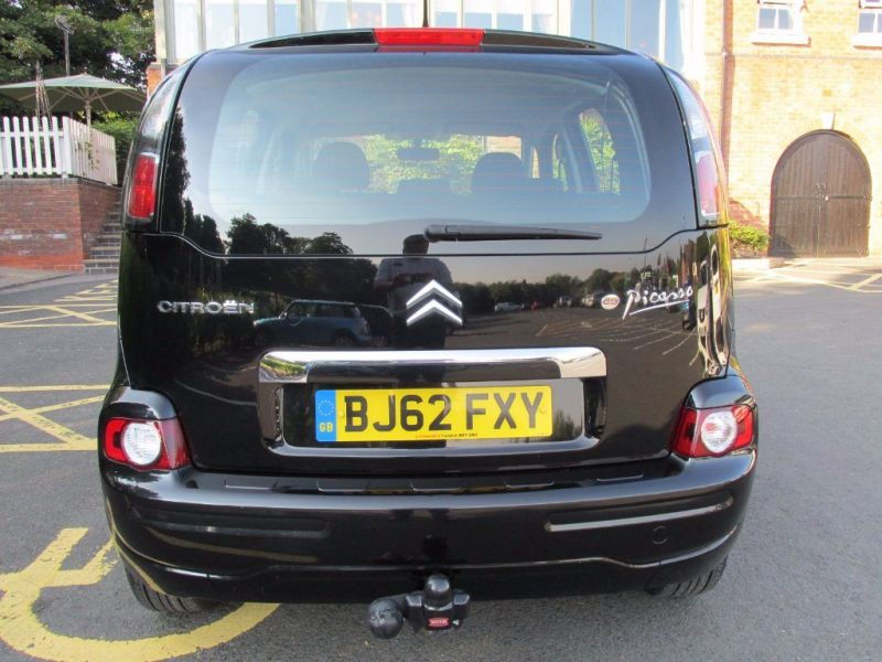2012 Citroen C3 Picasso 1.6HDi VTR+ 5dr image 2