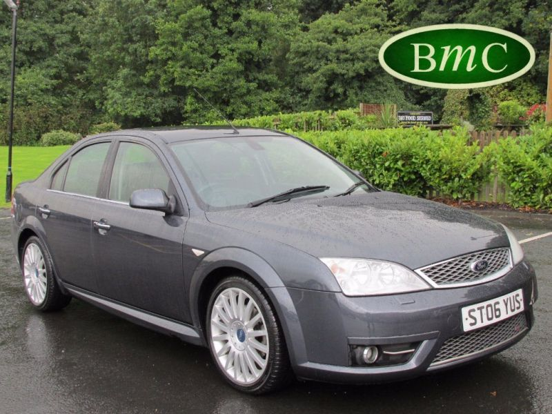 2006 Ford Mondeo 3.0 ST 220 4dr image 1