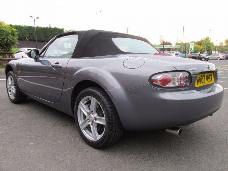2007 Mazda MX-5 2.0 i 2dr image 3