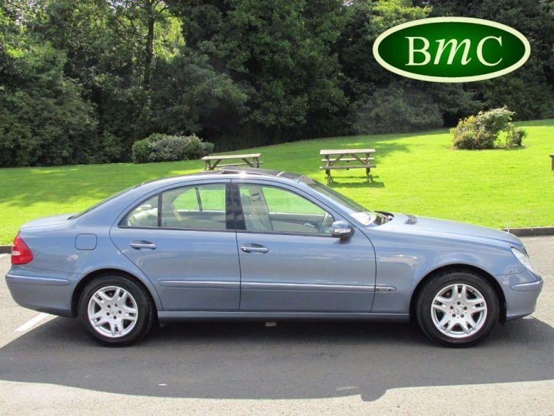 2003 Mercedes-Benz 2.7 E270 CDI Elegance image 2