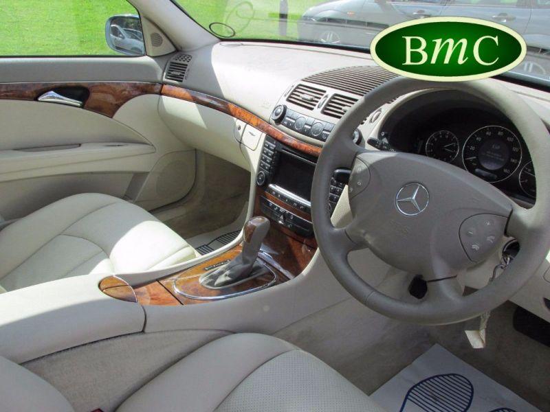 2003 Mercedes-Benz 2.7 E270 CDI Elegance image 4