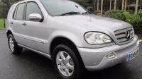 2004 Mercedes-Benz 2.7 ML270 CDI 5dr