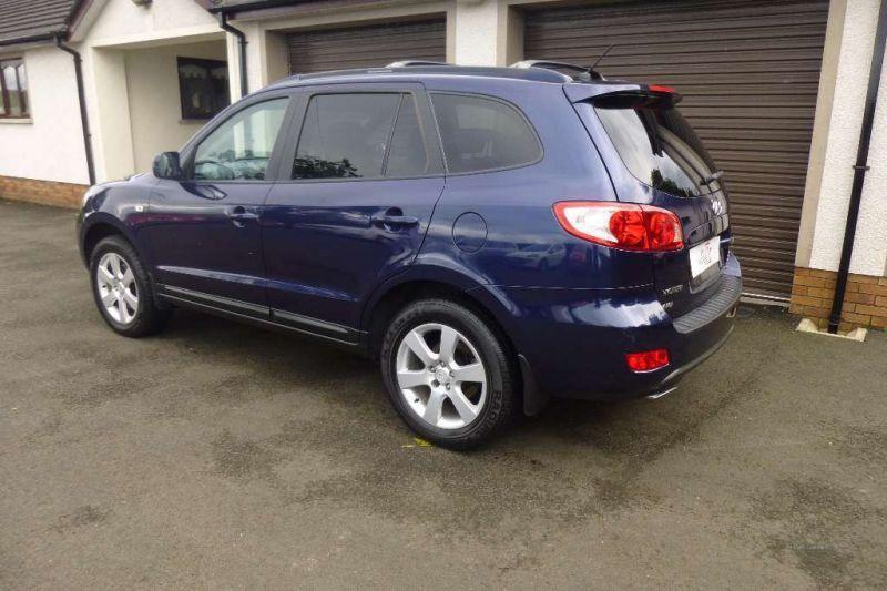 2006 Hyundai Santa Fe CDX image 3