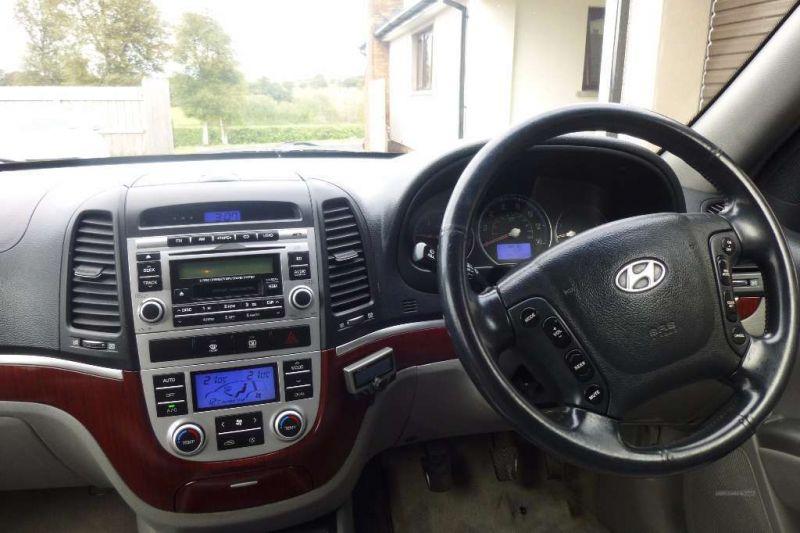 2006 Hyundai Santa Fe CDX image 4
