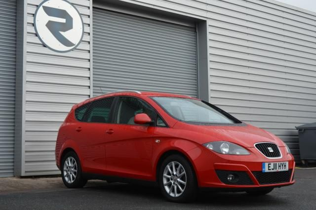 2011 SEAT ALTEA XL 1.6 CR TDI image 1