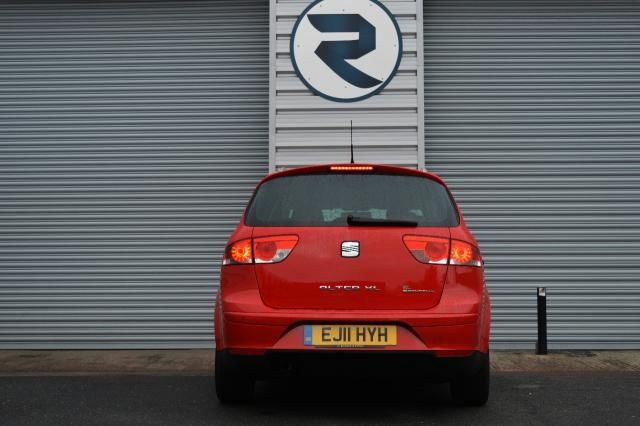 2011 SEAT ALTEA XL 1.6 CR TDI image 3