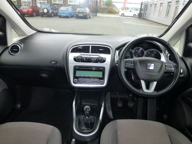 2011 SEAT ALTEA XL 1.6 CR TDI image 4
