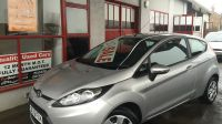 2012 Ford Fiesta 1.4 TDCi DPF Style 3dr