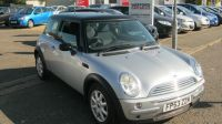 2003 MINI HATCH 1.6 COOPER 3d