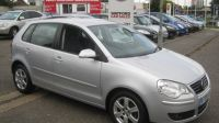 2009 VOLKSWAGEN POLO 1.2 MATCH 5d