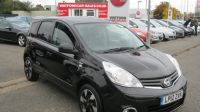 2012 NISSAN NOTE 1.6 N-TEC PLUS 5d