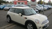 2011 MINI HATCH ONE 1.6 ONE 3d