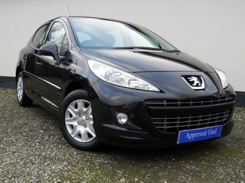 2012 Peugeot 207 1.6 ACTIVE HDI image 1