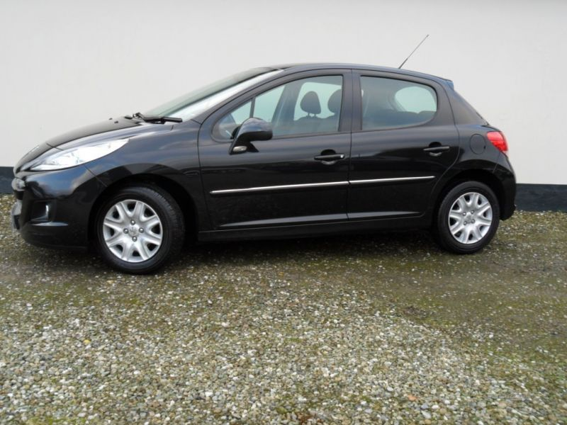 2012 Peugeot 207 1.6 ACTIVE HDI image 2