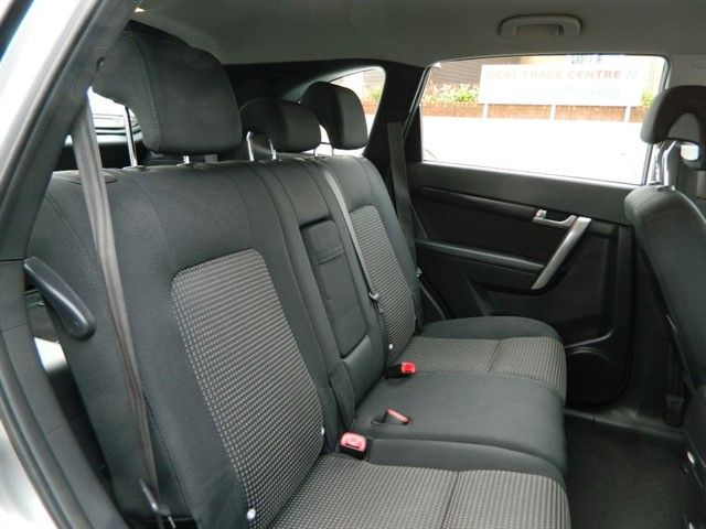 2009 Chevrolet Captiva LT VCDI 4x4 7 seats image 5