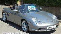 2004 Porsche BOXSTER 986 2.7 2dr