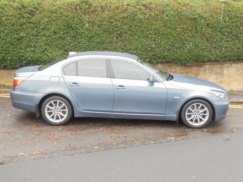 2008 BMW 5 SERIES 3.0 530d SE 4dr image 2