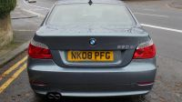 2008 BMW 5 SERIES 3.0 530d SE 4dr image 3