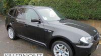 2006 BMW X3 2.0 d M Sport 5dr